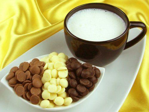 Schokolade für Schokobrunnen